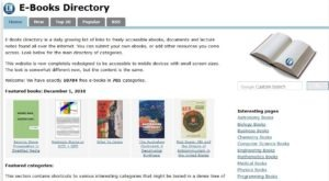 E-BooksDirectory