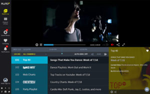 Pluto TV - Free TV for the Internet