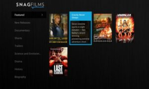 Snagfilms Free TV Shows