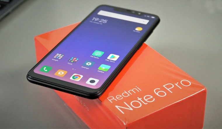 Xiomi Redmi Note 6 Pro Design review
