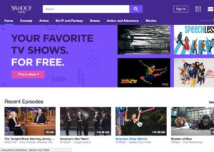 Yahoo View StreamTV Shows Online