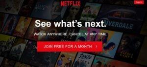 netflix watching tv serials