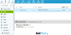 AOL Mail - best free-email-services