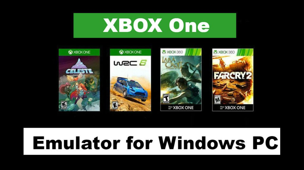 08 Best Xbox One Emulator for Windows PC (Updated 2019)