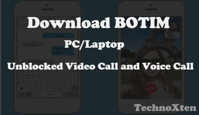 Download BOTIM for PC