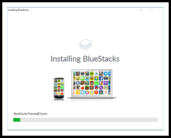 Installation Process of Bluestacks Rooted for PC