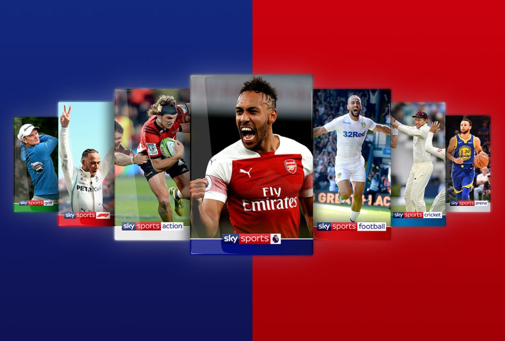 SkySports - Live Sports Site