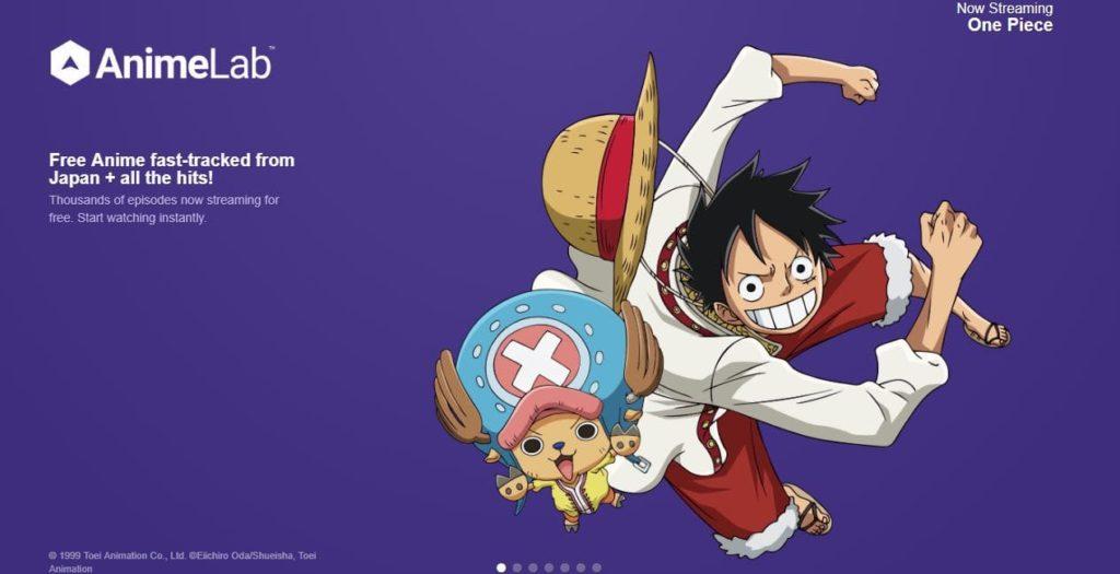 animelab - best-anime-sites-like-kissanime