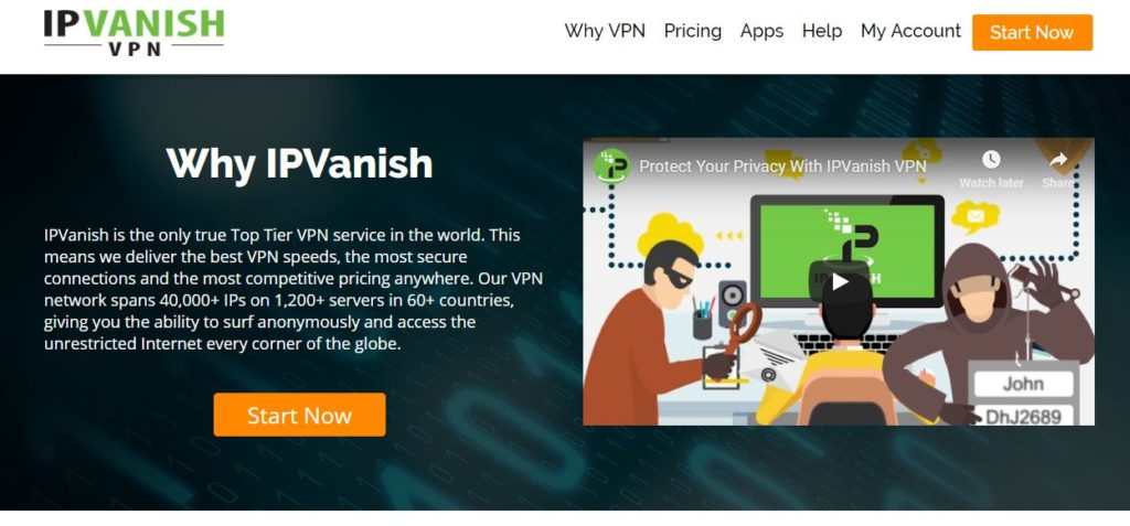 ipvanish for torrenting safely