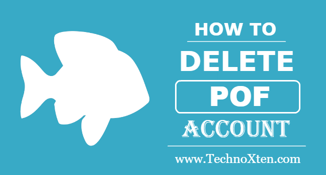 How to deactivate pof profile