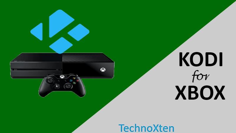 kodi for xbox