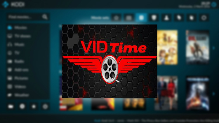 How To Install VidTime Add-on Kodi