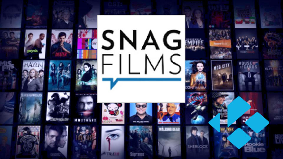 How to Install SnagFilms on Kodi