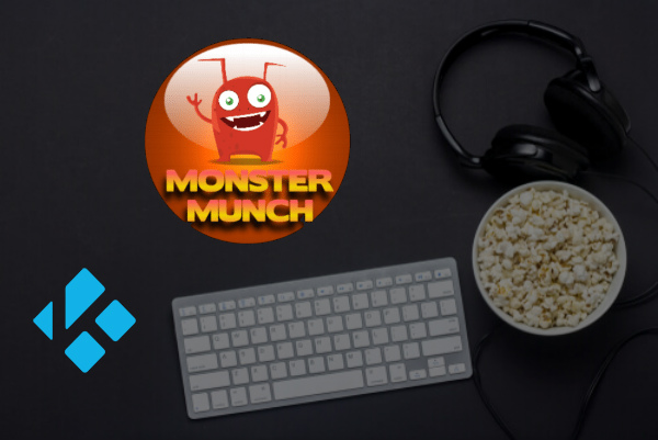 Install Monster Munch Addon on Kodi