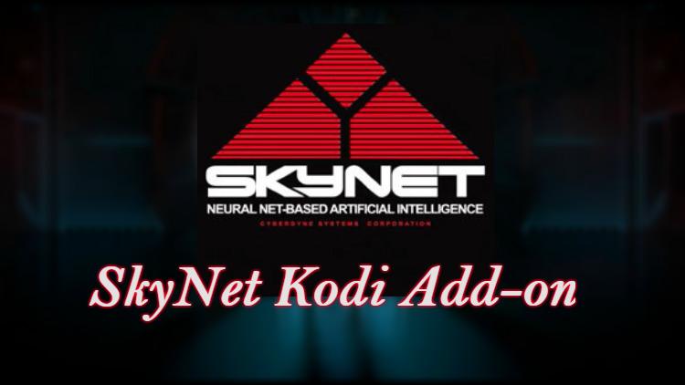Install SkyNet Kodi Addon