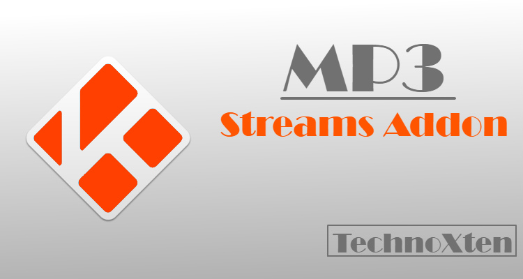 MP3 Streams Kodi Addon
