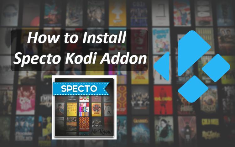 Specto Kodi Addon