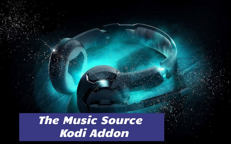 Install The Music Source Kodi Addon