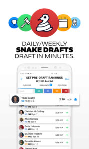 Draft App for Android