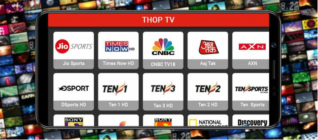 THOPTV APK Latest Version for Android