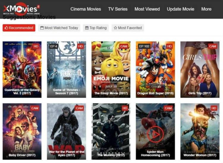 Xmovies8 - Watch Free Movie Streaming