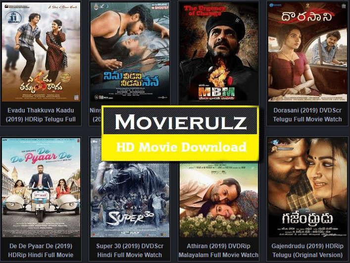 Movierulz 2020 Latest HD Movies Download